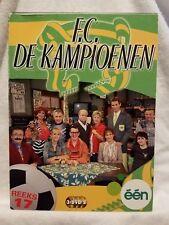 Pre-owned ~ F.C. De Kampioenen Reeks 17 (DVD, 3 DVD Set, 2006)
