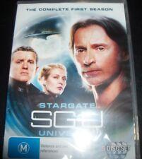 Stargate Universe SGU The Complete First Season 1 (Australia Region 4) DVD – New