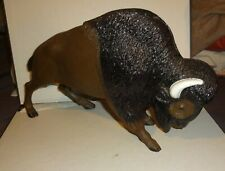 "MARX johnny west 12"" buffalo bison"