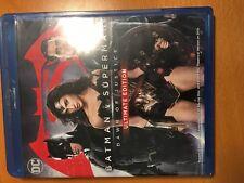 Batman v Superman Blu ray/DVD/Digital HD Ben Affleck Henry Cavill Gal Gadot