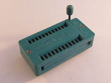 Textool24 - 224-3344 Nullkraftsockel, Testsockel für 24polige ICs - M12/5010