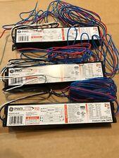 3x GE260IS-MV-N GE 74474 Electronic Ballast for 2 F96T12 bulb Multi-Volt ProLine