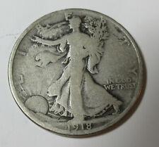 1918-S Walking Liberty (#36U)