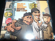 Mr On Vs The Jungle Brothers Breathe Don't Stop Aust Remixes CD Single - New