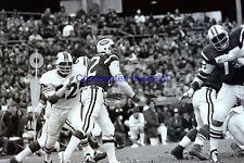 Buffalo Bills VS NY Jets Joe Namath 11-12-1972 8X10 Photo NFL Football