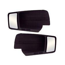 CIPA Mirrors 11800 Custom Towing Mirror Set Fits 04-14 F-150