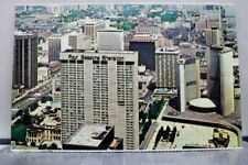 Canada Ontario Toronto Central Core Postcard Old Vintage Card View Standard Post