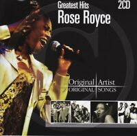 ROSE ROYCE (2 CD) GREATEST HITS w/BONUS Disc ~ CAR WASH ++ DISCO 70's *NEW*