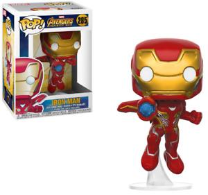 BOX DAMAGED Funko 26463 Pop! Marvel: Avengers: Infinity War - Iron Man #285