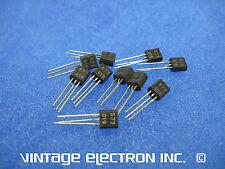 LOT OF (10) NOS DYNACO BC414C Transistors (PAT-5 BI-FET): P/N 577019 (NPN TO-92)