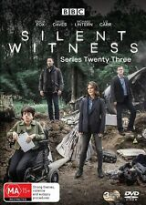 Silent Witness: Season 23 (DVD), NEW SEALED AUSTRALIAN RELEASE REGION 4 BNIP