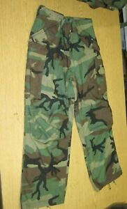 New GI Issue M65 Cargo Field Pants most sizes Woodland Camo Trouser Cold Weather