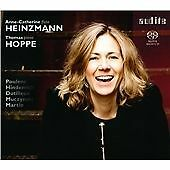 Sonatas for Flute, Anne-Catherine Heinzmann, Thomas CD | 4022143926678 | New