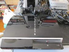 CONSOLE USATA SONY PLAYSTATION 3 PS3 80GB CECHL04 FAT tutti i CAVI 2 CONTROLLER