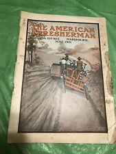 THE AMERICAN THRESHERMAN MAY 1911 MAGAZINE STEAM ENGINE CASE RUMELY AVERY GEISER