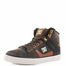 DC Shoes Spartan WC WNT High Top Military Mens Trainers 8.5 UK New Green