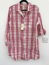 Womens Sleepwear Night Shirt Large