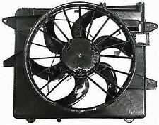 2005-2010 Ford Mustang/2007-2013 Shelby GT500 Radiator/AC Condenser Fan Assembly