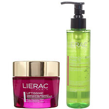 Lierac Liftissime Lifting 3D Effect Reshaping Silky Face Cream and Gel Gift Set
