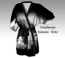 Cloudscape ~ DESIGNER STYLE KIMONO ROBE w/Exclusive Design ~ Classy & Stylish