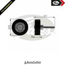 Alternator Belt Idler Pulley FOR VW GOLF V 03->08 1.6 w/ AC Petrol BAG BLF BLP