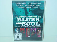 "*****DVD-VARIOUS ARTISTS""A CELEBRATION OF BLUES AND SOUL""-2014 Membran*****"