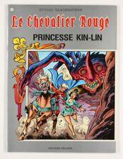 BD prix réduit Chevalier Rouge (Le) Princesse Kin-Lin Editions Erasme