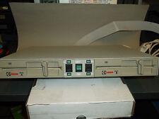 """Ferrovia DOPPIO 5 1/4"""" Floppy Disk Drive System con alimentatore integrato"""
