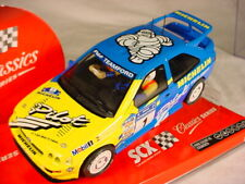 Scalextric SCX Ford Escort RS Cosworth #1 Michelin Pilot 63760 MB BUT See photos