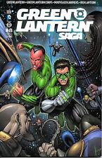 Green Lantern Saga N°8- Urban Comics- D.C. Comics - Janvier 2013
