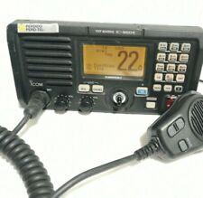ICOM IC-M604 Marine Transceiver VHF W/ Microphone HM-126RB
