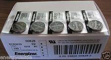 100 Fresh Genuine Energizer ECR2032 3V Lithium Batteries REF DL2032 CR2032 2032