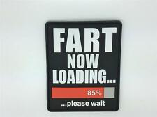 Patch Airsoft Large Fart Now Loading PVC