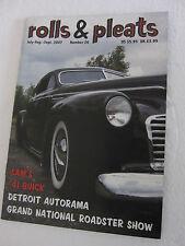 Rat Rod Hot Rod Rolls & Pleats Magazine #26