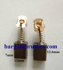 CARBON BRUSHES 4 MAKITA SAW LXT BSS611 BSS611Z BSS730 JR140D BSS610Z JR180D E75