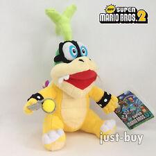 """New Super Mario Bros. 2 Iggy Koopa Plush Soft Toy Stuffed Animal Cuddly Doll 6"""""""
