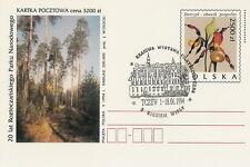 Poland postmark - philately exhibition TCZEW