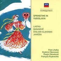 SPRINGTIME IN YUGOSLAVIA - LHOTKA FRAN [CD]