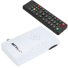 NTSC External VGA AV LCD Monitor Analog TV Program Receiver Tuner Box HDTV 06QH