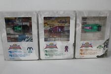 Transformers Legend Of The Microns DVD 2 3 4 Lot complete Takara Minicon 2003