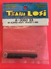 TEAM LOSI A-3060 Slipper/Shaft/Hardware: XX