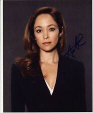 [3099] Autumn Reeser Signed 10x8 Photo AFTAL