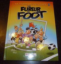 Glaudel - La fureur du Foot 1 - Idées + & Fun en Bulle