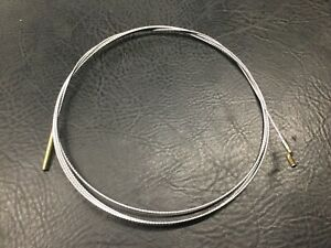 AirCooled Type-1 Accelerator Cable  66-71  Prt# 111721555E