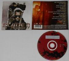 Blade II Soundtrack  U.S. promo label cd