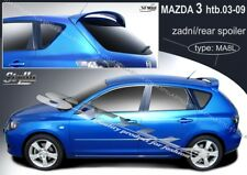 SPOILER REAR ROOF MAZDA 3 WING ACCESSORIES