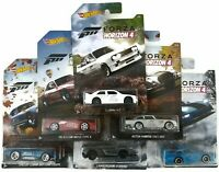 Hot Wheels 2019 Forza Horizon 4 Complete Set of 6 Porsche BMW Shelby Nissan LOT
