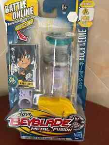 Out of Production Hasbro Beyblade Metal Fusion BB-30 ROCK LEONE Defense 145WB