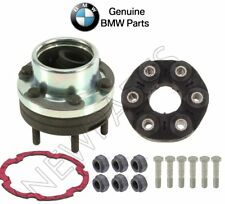 For BMW E39 528i Driveshaft CV Joint Gasket Ring & Flex Disc Nuts Bolts Kit OES