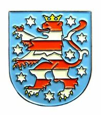 Pin Anstecker Thüringen Wappen Anstecknadel